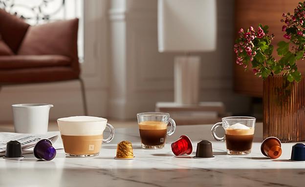 קפה נספרסו (צילום: Nespresso)