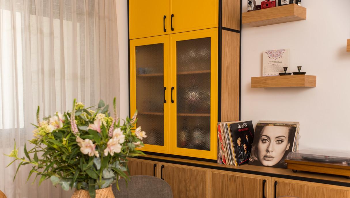 דירה בחריש, עיצוב מירב רוטשס קורן וליאת בנימיני - 8