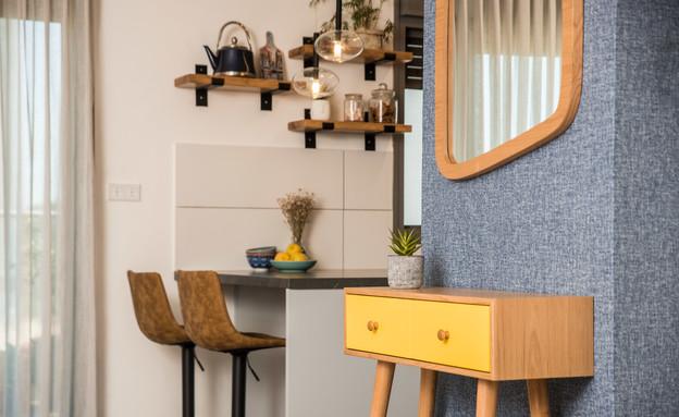 דירה בחריש, עיצוב מירב רוטשס קורן וליאת בנימיני - 14 (צילום: נימרוד כהן)
