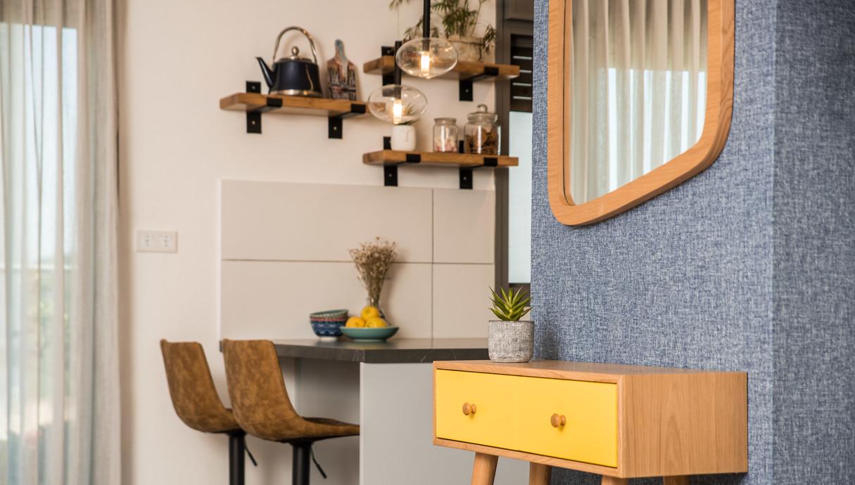 דירה בחריש, עיצוב מירב רוטשס קורן וליאת בנימיני - 14