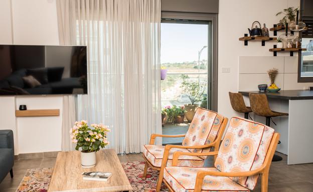 דירה בחריש, עיצוב מירב רוטשס קורן וליאת בנימיני - 15 (צילום: נימרוד כהן)
