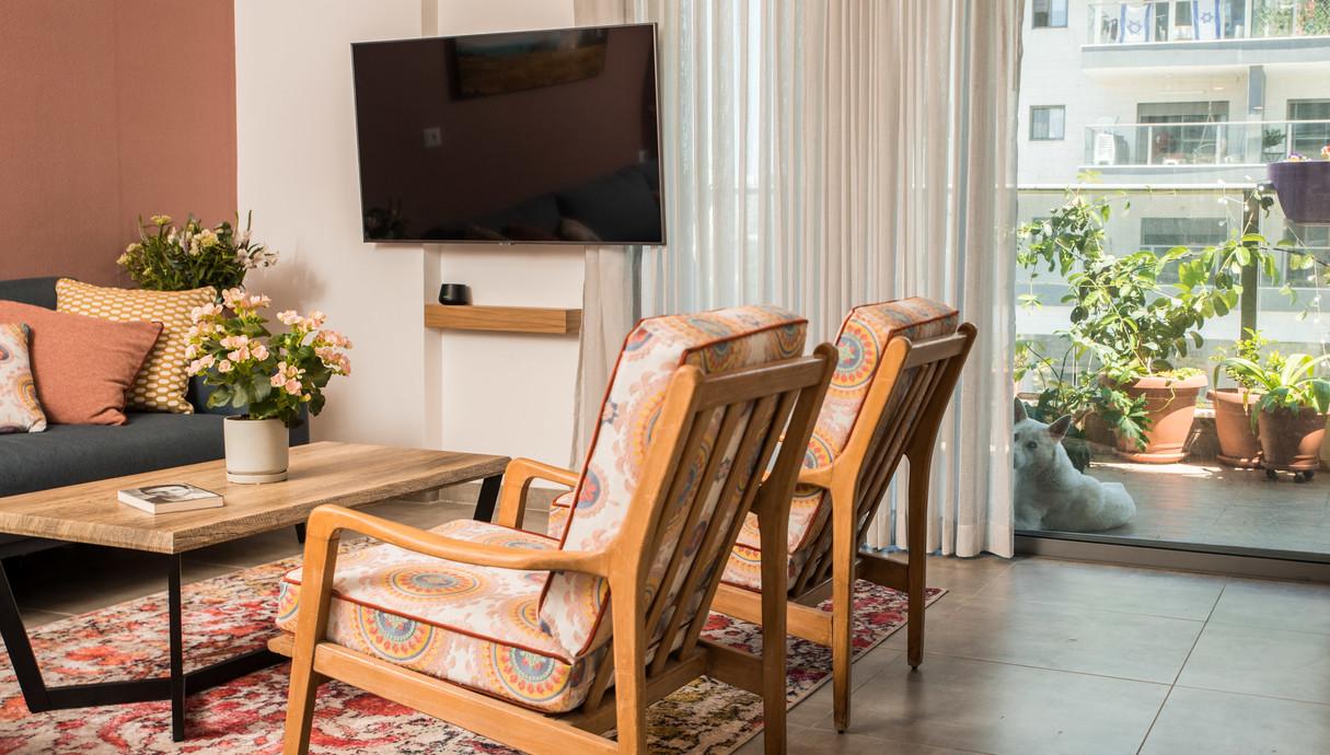 דירה בחריש, עיצוב מירב רוטשס קורן וליאת בנימיני - 16