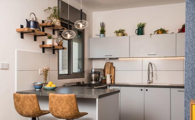 דירה בחריש, עיצוב מירב רוטשס קורן וליאת בנימיני - 18 (צילום: נימרוד כהן)