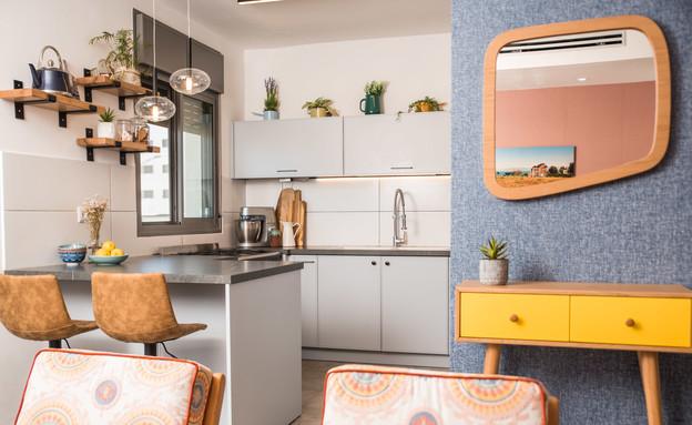 דירה בחריש, עיצוב מירב רוטשס קורן וליאת בנימיני - 19 (צילום: נימרוד כהן)
