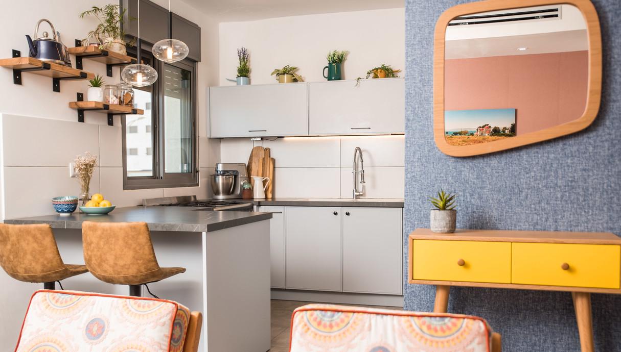 דירה בחריש, עיצוב מירב רוטשס קורן וליאת בנימיני - 19