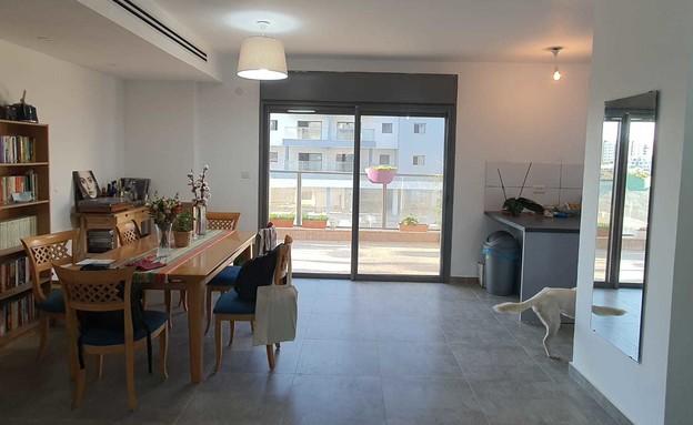 דירה בחריש, עיצוב מירב רוטשס קורן וליאת בנימיני, לפני שיפוץ - 1 (צילום: מירב רוטשס קורן וליאת בנימיני)