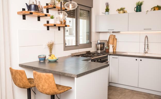 דירה בחריש, עיצוב מירב רוטשס קורן וליאת בנימיני - 20 (צילום: נימרוד כהן)