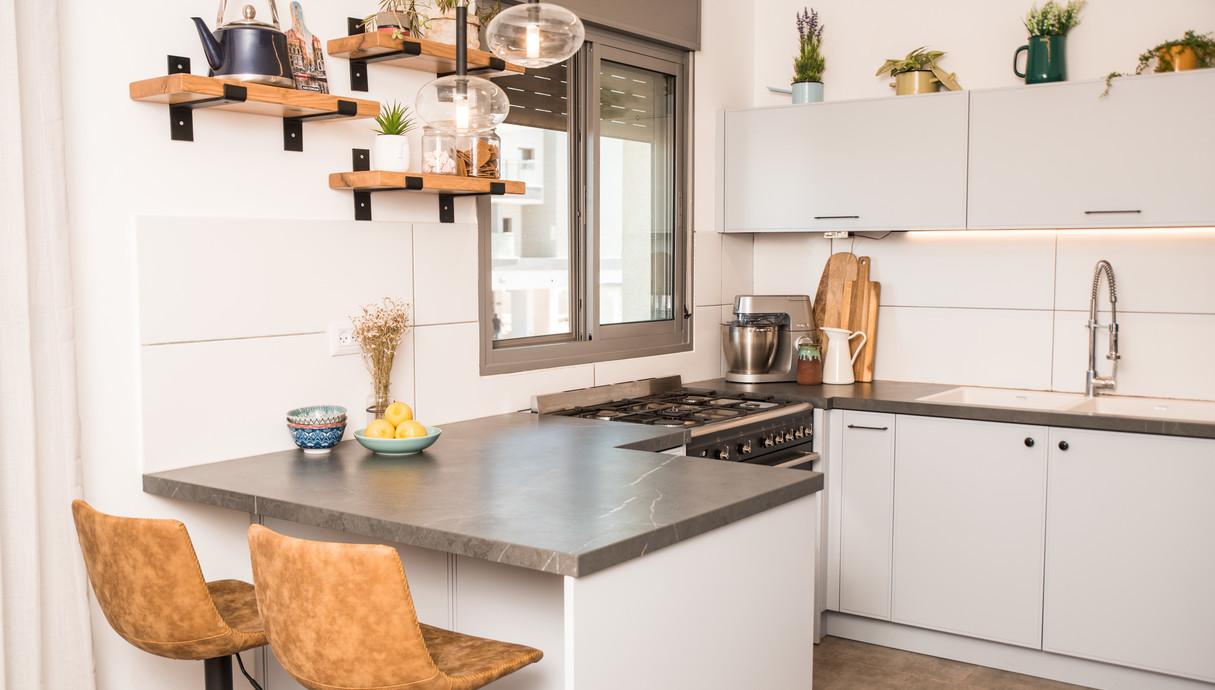 דירה בחריש, עיצוב מירב רוטשס קורן וליאת בנימיני - 20