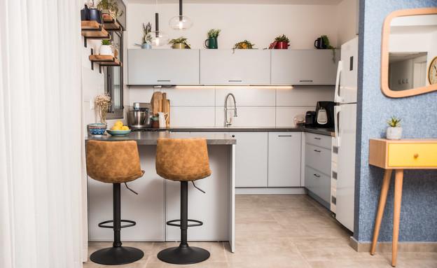 דירה בחריש, עיצוב מירב רוטשס קורן וליאת בנימיני - 21 (צילום: נימרוד כהן)
