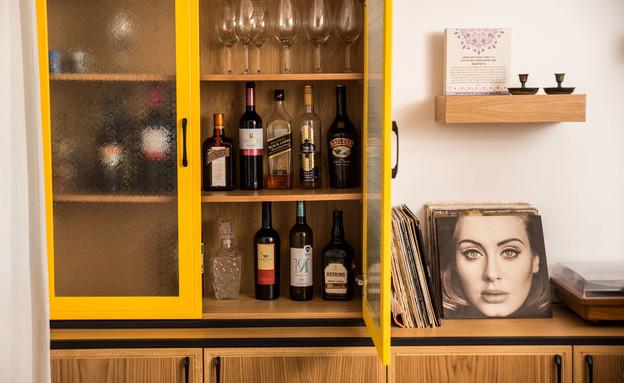 דירה בחריש, עיצוב מירב רוטשס קורן וליאת בנימיני - 22 (צילום: נימרוד כהן)