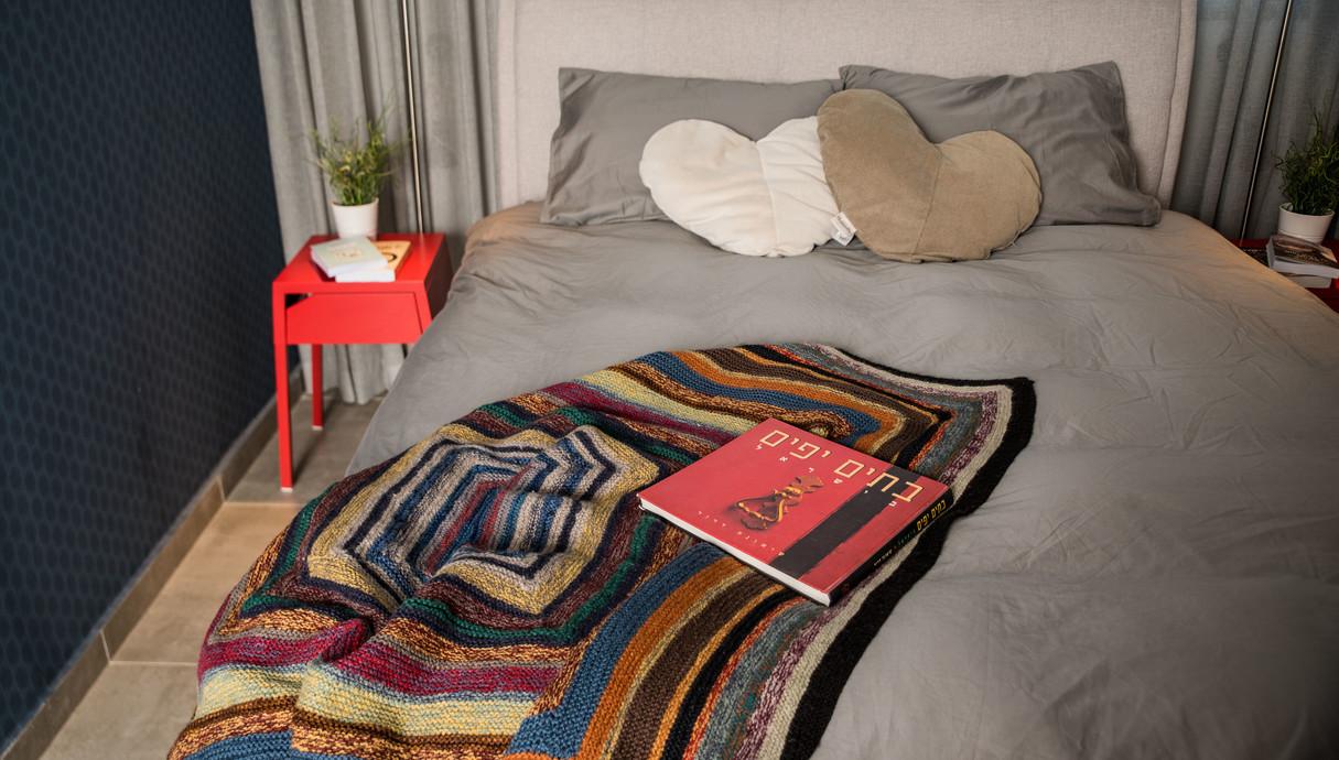 דירה בחריש, עיצוב מירב רוטשס קורן וליאת בנימיני - 23
