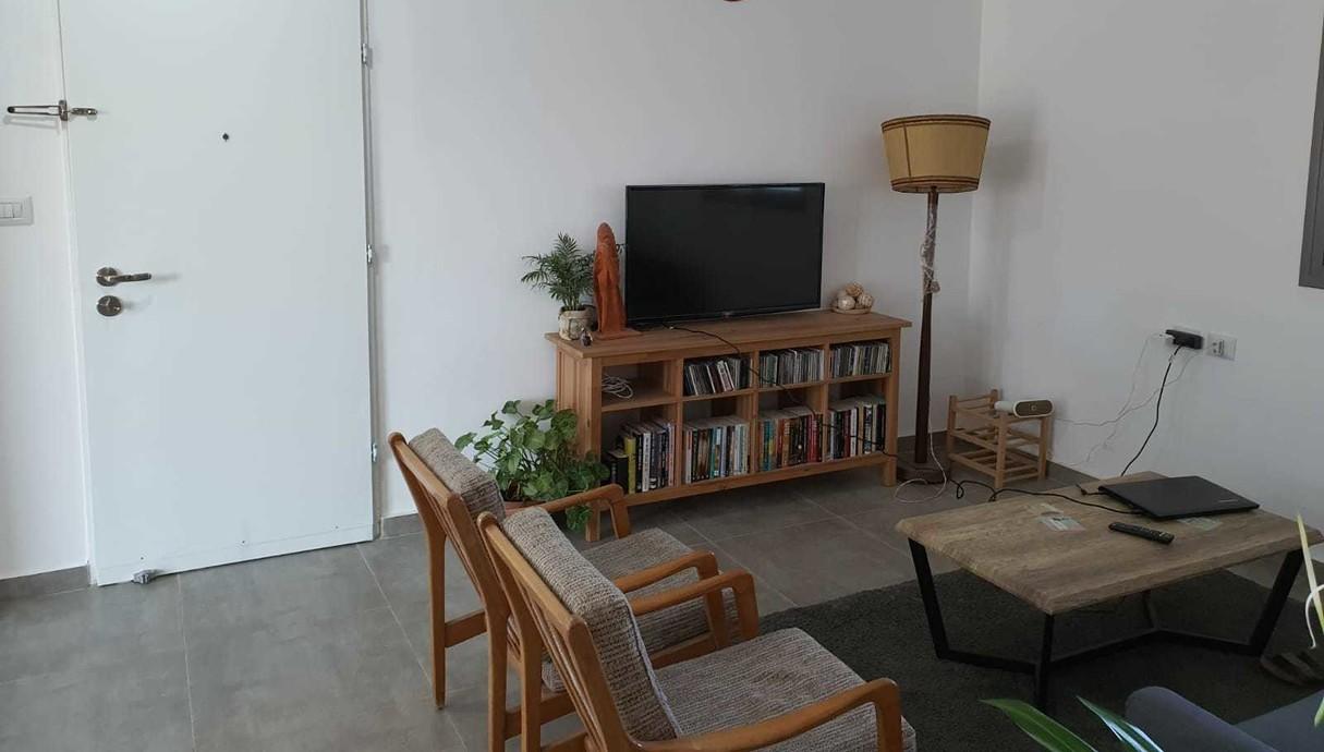 דירה בחריש, עיצוב מירב רוטשס קורן וליאת בנימיני, לפני שיפוץ - 2
