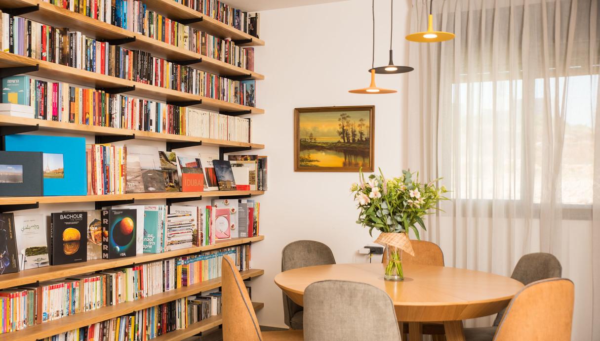 דירה בחריש, עיצוב מירב רוטשס קורן וליאת בנימיני - 1