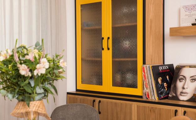 דירה בחריש, עיצוב מירב רוטשס קורן וליאת בנימיני - 4 (צילום: נימרוד כהן)