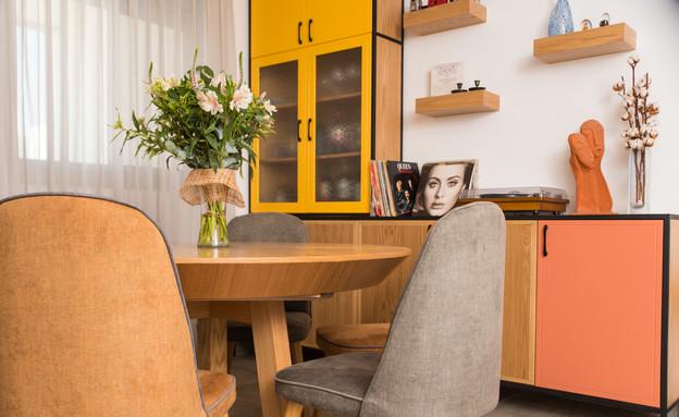 דירה בחריש, עיצוב מירב רוטשס קורן וליאת בנימיני - 5 (צילום: נימרוד כהן)
