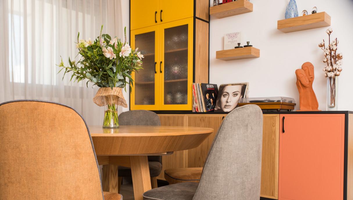 דירה בחריש, עיצוב מירב רוטשס קורן וליאת בנימיני - 5