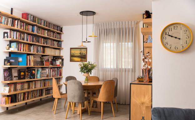 דירה בחריש, עיצוב מירב רוטשס קורן וליאת בנימיני - 6 (צילום: נימרוד כהן)