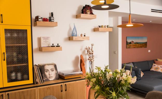 דירה בחריש, עיצוב מירב רוטשס קורן וליאת בנימיני - 7 (צילום: נימרוד כהן)