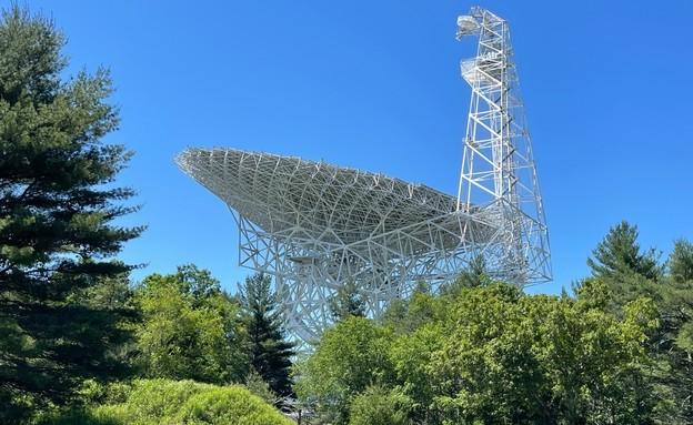 הרדיו טלסקופ בגרין בנק