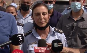 קטי פרי, נציבת בתי הסוהר (צילום: החדשות 12)