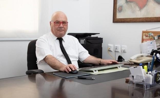 """עורך הדין שמואל שטיינר (צילום: משרד עו""""ד שמואל שטיינר)"""