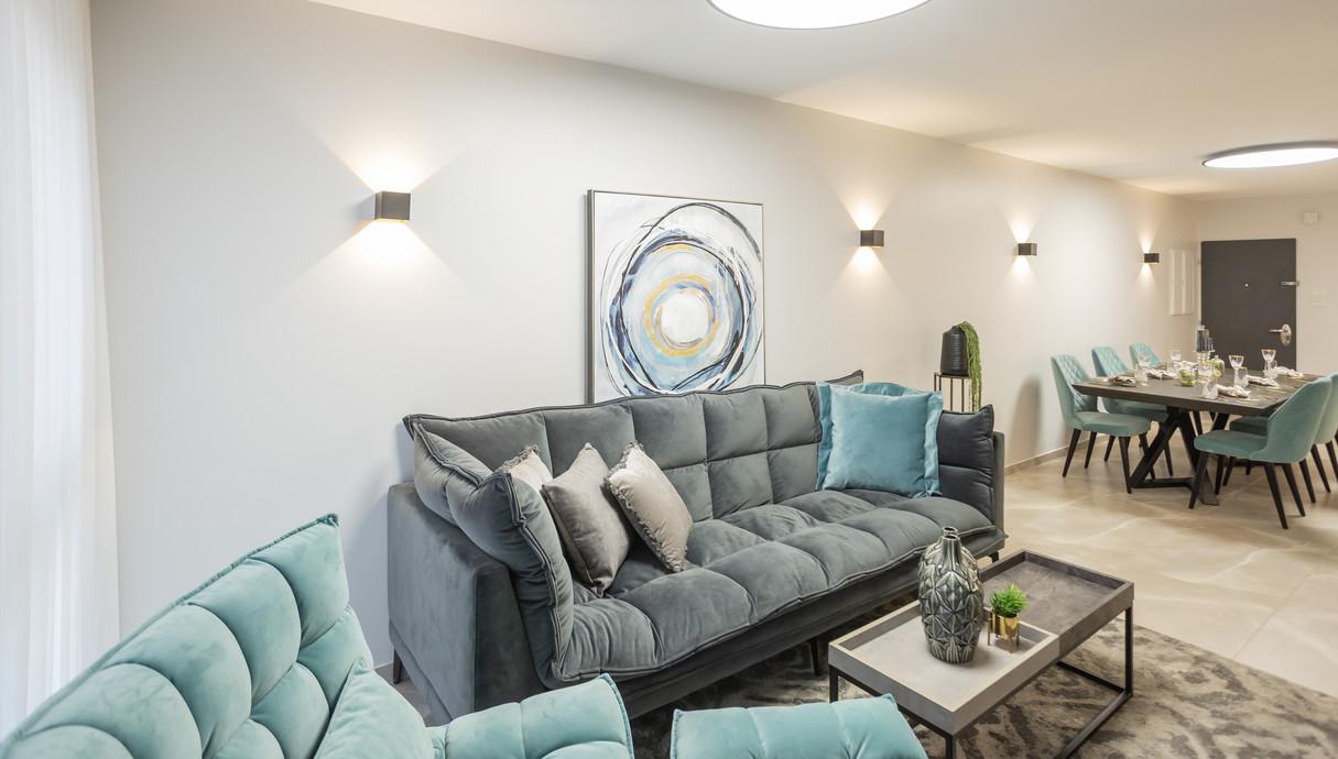 דירה בלוד, עיצוב מינדי ויזל - 5