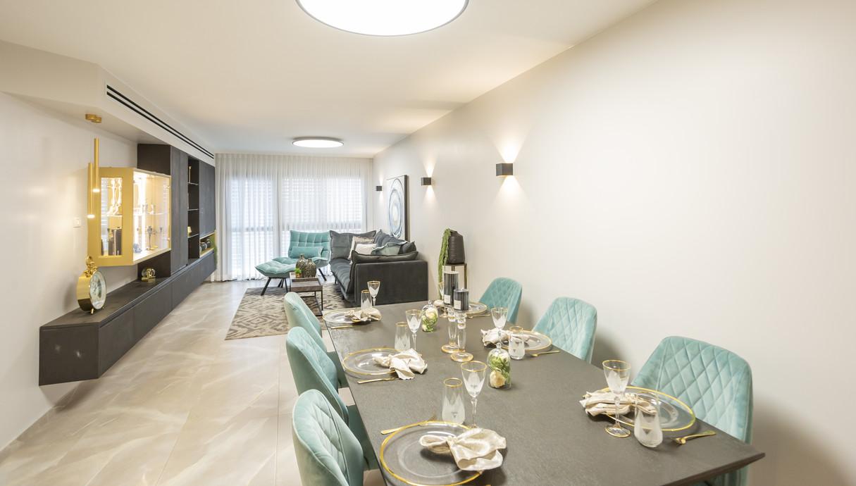 דירה בלוד, עיצוב מינדי ויזל - 8