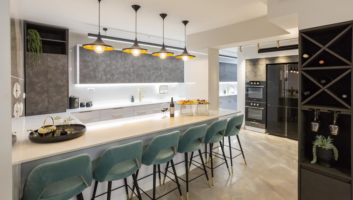 דירה בלוד, עיצוב מינדי ויזל - 15