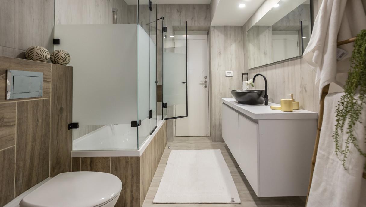 דירה בלוד, עיצוב מינדי ויזל - 21