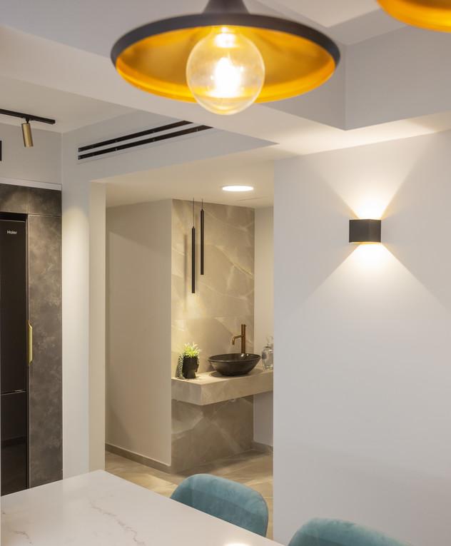 דירה בלוד, עיצוב מינדי ויזל, ג - 19