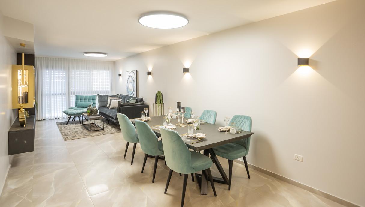 דירה בלוד, עיצוב מינדי ויזל - 1