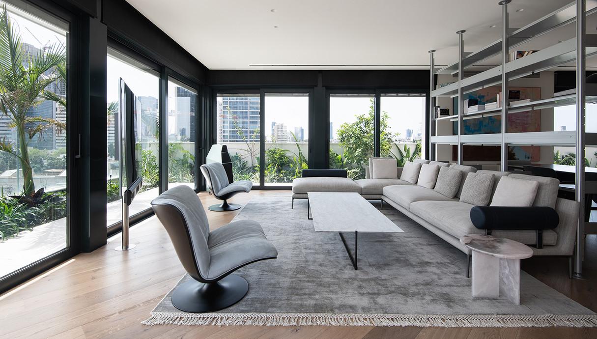 דירה בתל אביב, עיצוב אושיר אסבן - 8