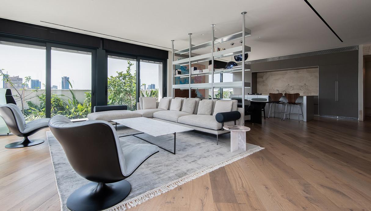 דירה בתל אביב, עיצוב אושיר אסבן - 9
