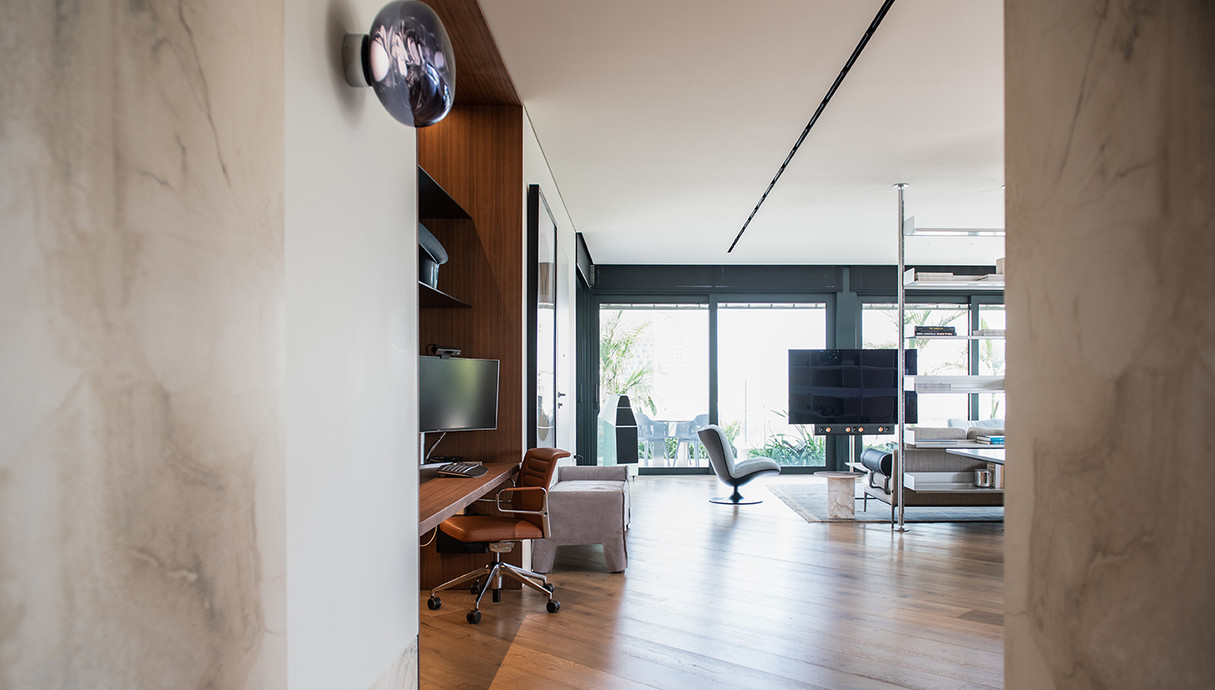 דירה בתל אביב, עיצוב אושיר אסבן - 13