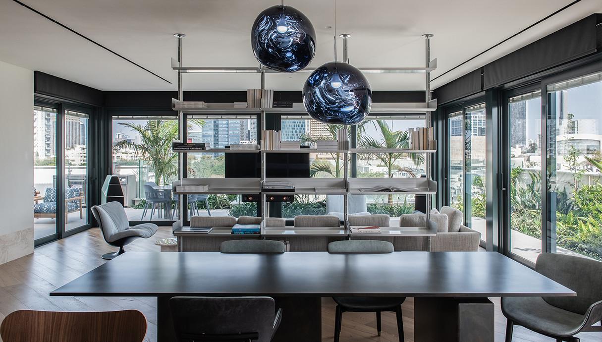 דירה בתל אביב, עיצוב אושיר אסבן - 14