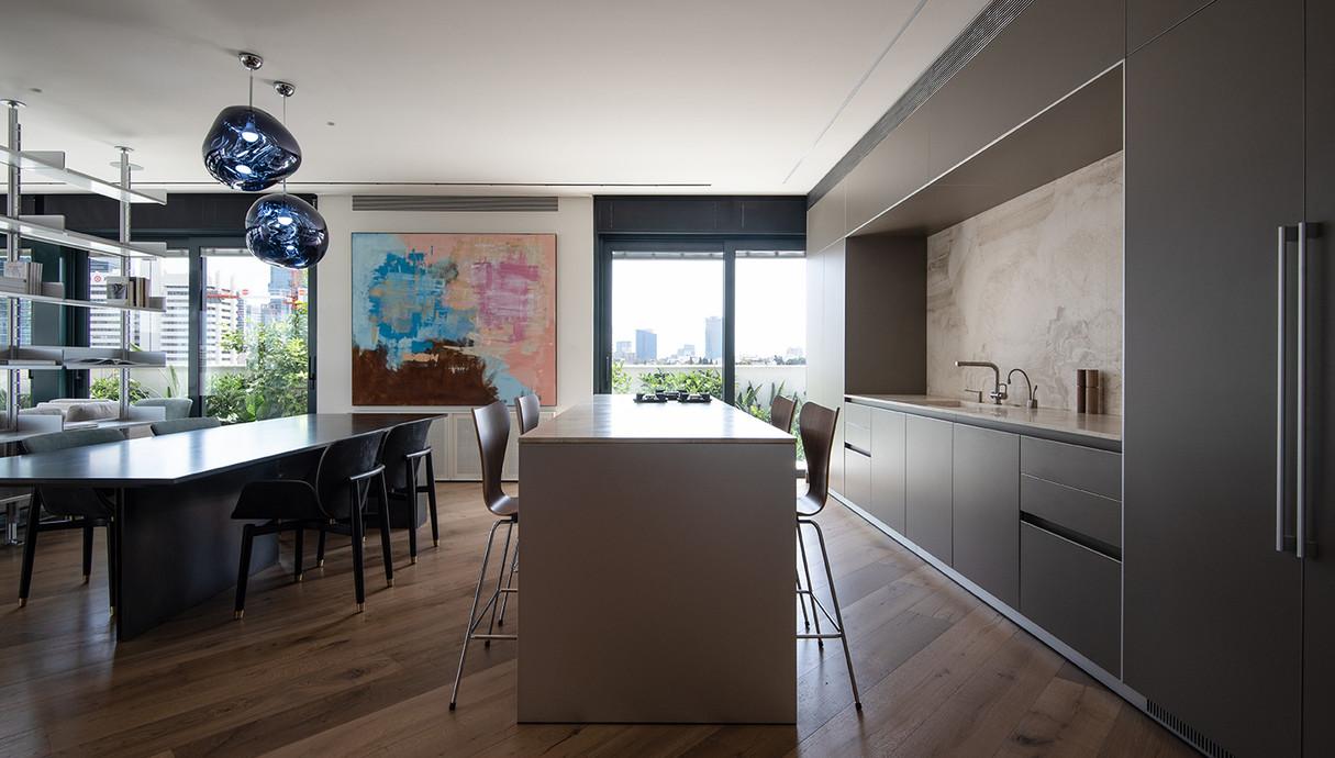 דירה בתל אביב, עיצוב אושיר אסבן - 2