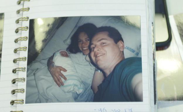 ליאת לוינהר ובעלה שי שנהרג באסון התאומים