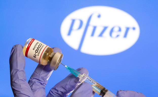 חיסונים נגד קורונה של פייזר (צילום: רויטרס)