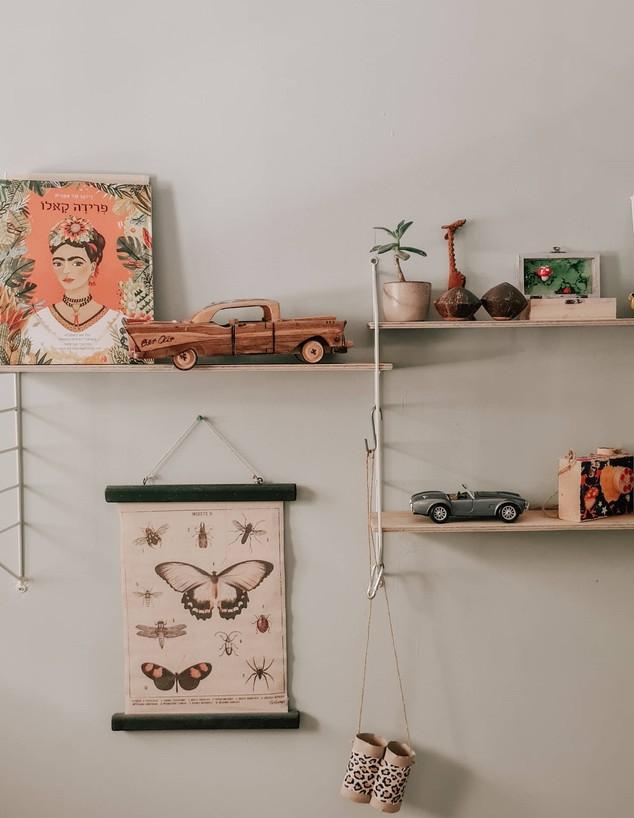 בית ברמת גן, עיצוב אנה שוראפי, ג - 5 (צילום: אנה שוראפי, אנושקה עיצוב פנים)