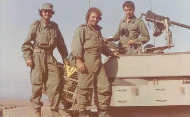 תמונה ממלחמת יום הכיפורים (צילום: דני אליאב)