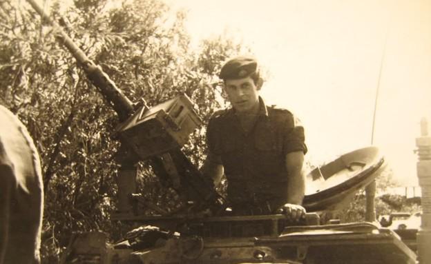 יעקב פרלשטיין בתקופת הצבא