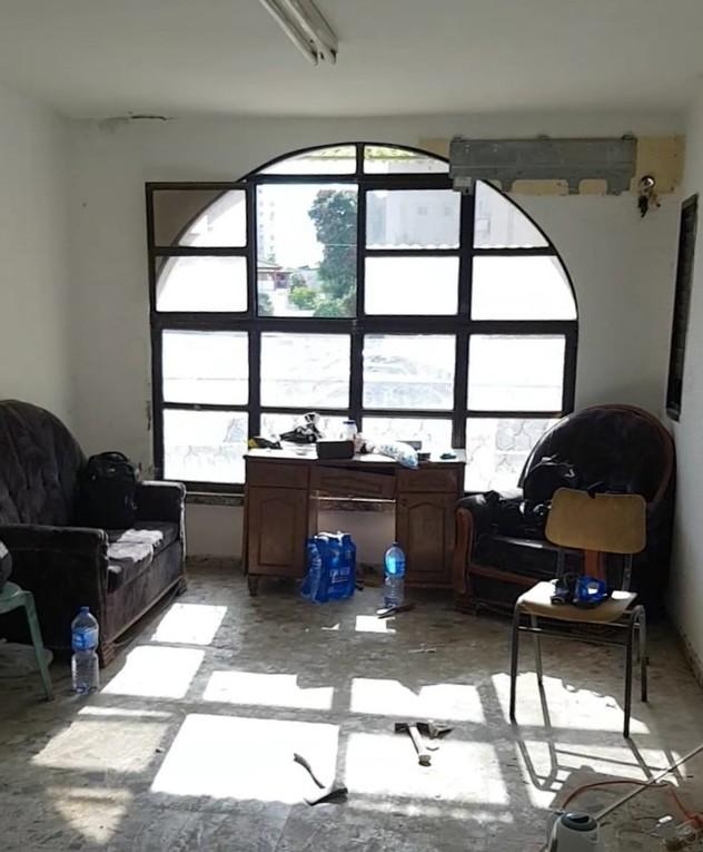 דירה בלוד, עיצוב מינדי ויזל, ג, לפני שיפוץ