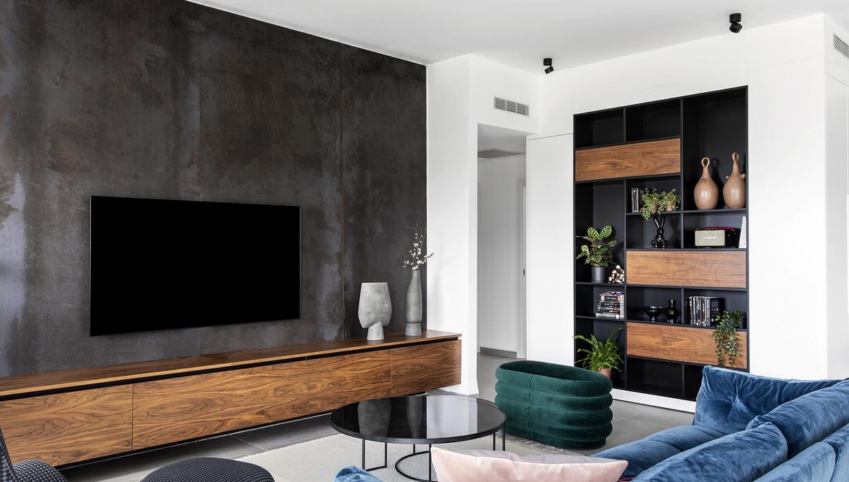 דירה בחיפה, עיצוב רותם שייקר - 13