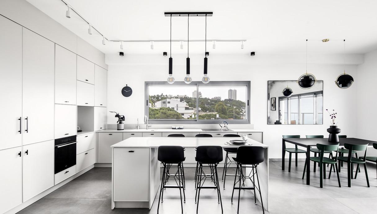 דירה בחיפה, עיצוב רותם שייקר - 24