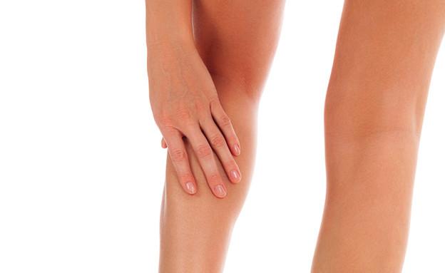 שרירים ברגליים (צילום: shutterstock by AXL)