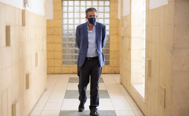 אילן ישועה בבית המשפט המחוזי בירושלים (צילום: שלו שלום, TPS)