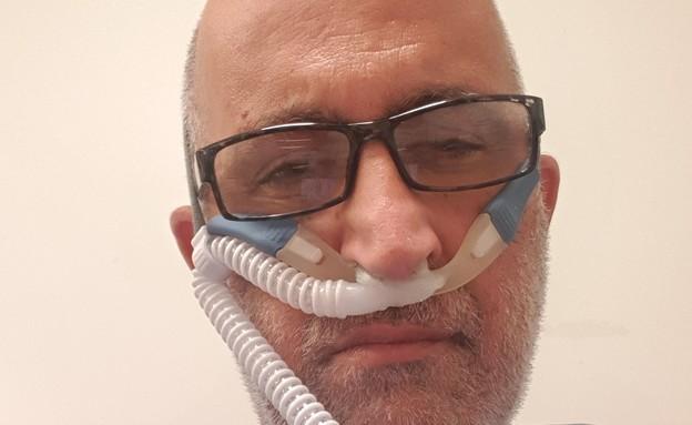 חי שאוליאן שהלך לעולמו ממחלת הקורונה (צילום: @Hai Shoulian, facebook)