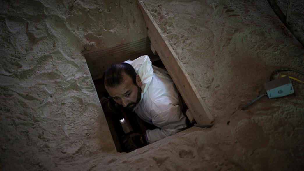 בריחה מהכלא (צילום: Manuel Velasquez/LatinContent/Getty Images)