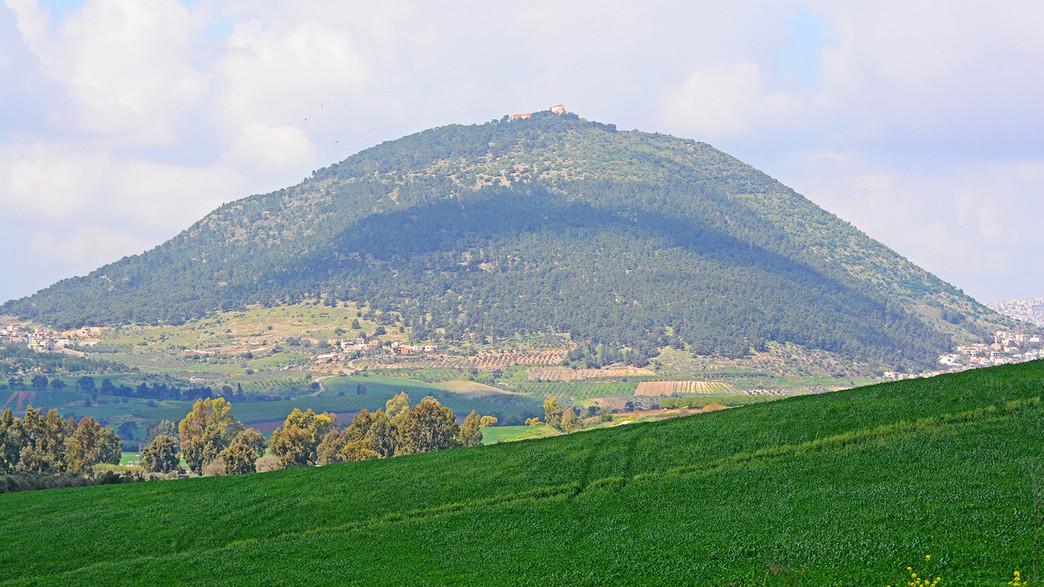 הר תבור (צילום: Itsik Marom, shutterstock)