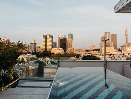 דירה בתל אביב, עיצוב אושיר אסבן - 7 (צילום: סיון אסקיו)